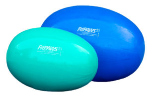 FitPAWS_Sport-Eggs comes in 2 sizes