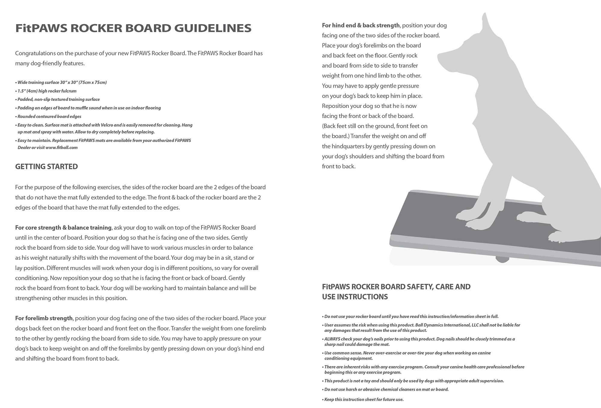 Guidlines-giant-rocker-board