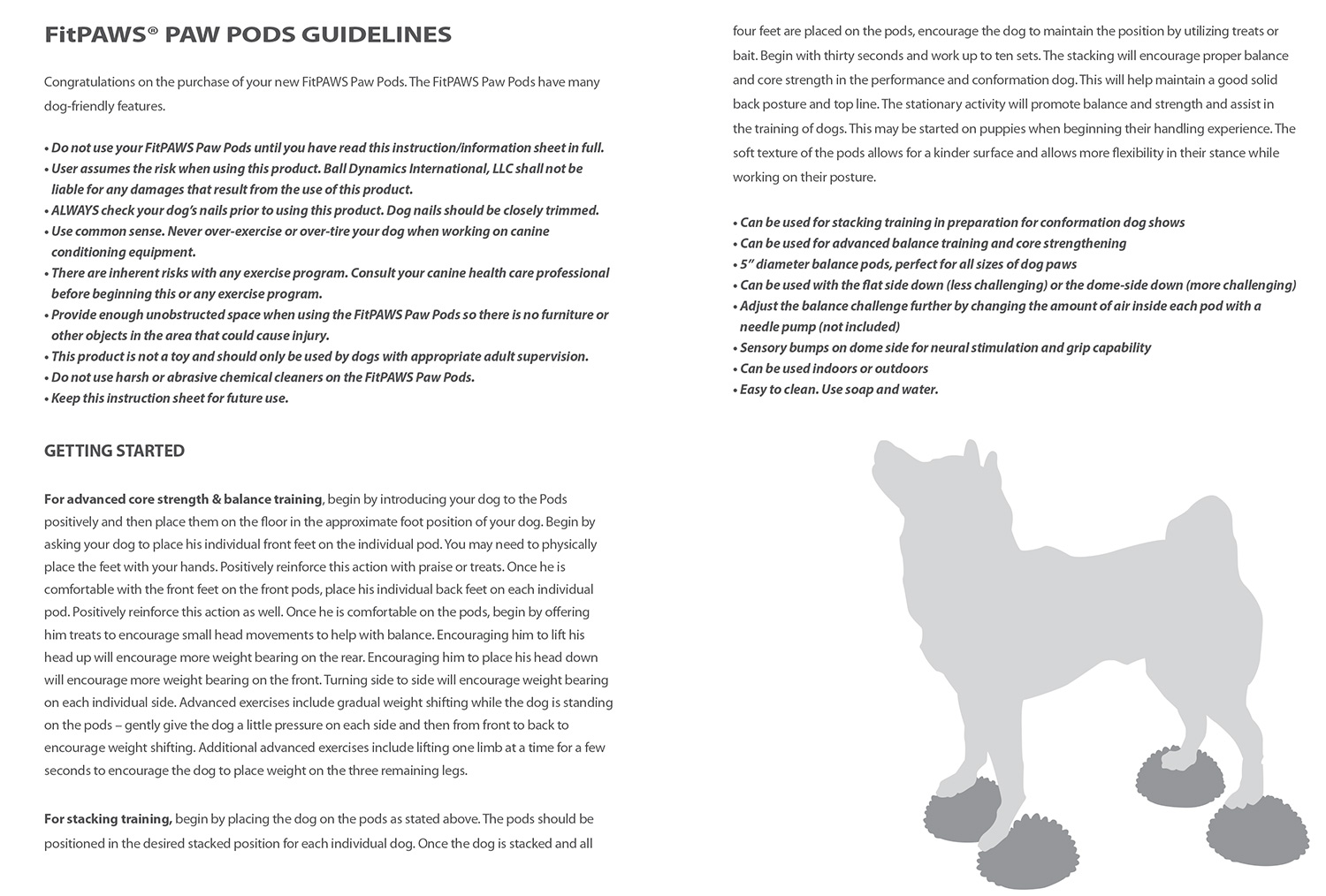 PawPods_Guidlines