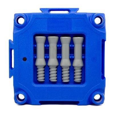 Blue-9 Blue Klimb